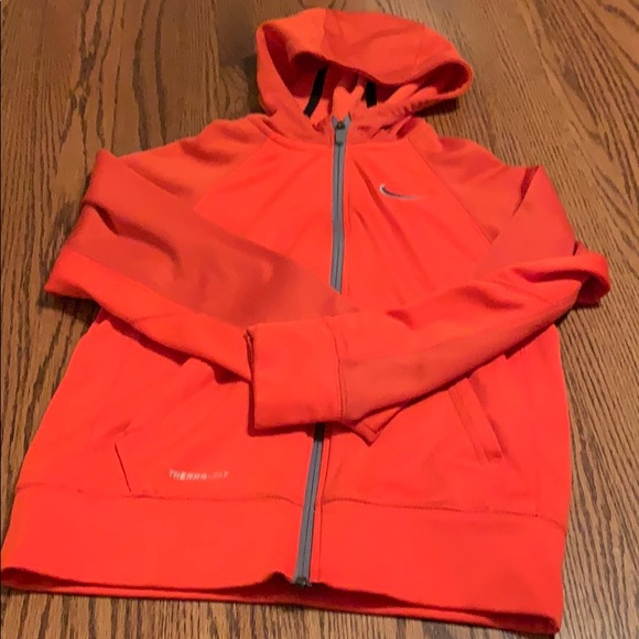 Nike Other - NIKE THERMA FIT ZIP UP HOODIE
